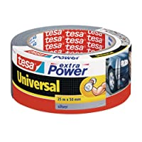 tesa 德莎 德国进口 通用管道胶带、电器胶带 尺寸为10m*50mm 灰色
