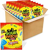 Sour Patch 儿童糖果 4 Ounce (Pack of 12)
