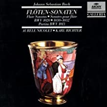 进口CD:巴赫长笛大键琴奏鸣曲(CD) 4271132