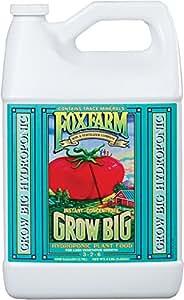 hydrofarm fx14011成长大 HYDRO Liquid 植物食品果汁,1-gal 1 加仑