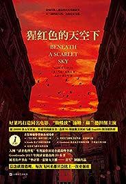 """猩紅色的天空下(2017年美國亞馬遜暢銷書榜首!好萊塢打造同名電影,""""蜘蛛俠""""湯姆·赫蘭德擔綱主演)"""