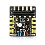 microbit电机舵机驱动扩展板Python编程 创客DIY micro:bit驱动板