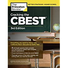 Cracking the CBEST, 3rd Edition (Professional Test Preparation) (English Edition)