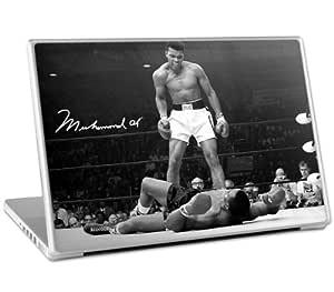 Zing Revolution Muhammad Ali Premium Vinyl Adhesive Skin for 13-Inch Laptop (ms-ali40010)