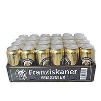 教士小麦啤酒500ml*24听 德国原装进口