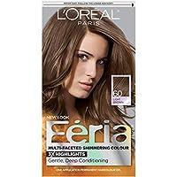 L'Oreal Paris Feria Hair Color 60 Light Brown