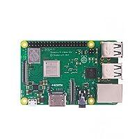 树莓派3代B+型 Raspberry Pi 3 B+ 板载wifi和蓝牙 原装正品树莓派升级版