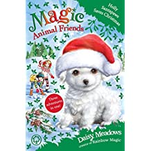 Holly Santapaws Saves Christmas: Special 5 (Magic Animal Friends) (English Edition)