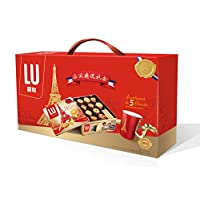 LU 露怡 曲奇饼干礼盒赠品装640g(法国进口)