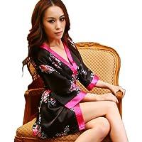 Muse 慕瑟 女人如花日式和服制服诱惑角色情趣内衣31109 黑色