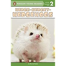 Hedge-Hedgey-Hedgehogs (Penguin Young Readers, Level 2) (English Edition)