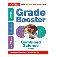 AQA GCSE 9-1 Combined Science Trilogy Grade Booster for grades 3-9 (Collins GCSE 9-1 Revision) (English Edition)