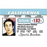 Signs 4 Fun N182IDT Travis's 驾驶证