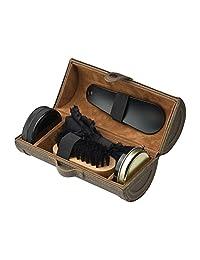 eBuyGB 豪华闪亮抛光工具包 5 件套,黑色