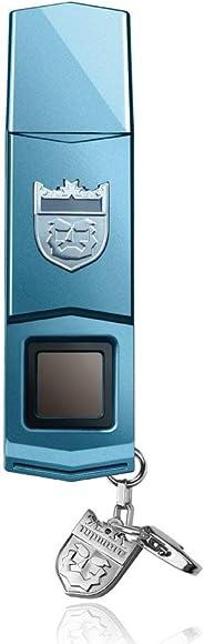 TOPMORE Phecda 指纹识别 USB3.0 闪存盘 指纹识别器 *感 闪存盘 生物指纹识别器 *棒 64GB