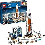 LEGO City Space 60228 深太空火箭和发射控制(837 个部件)