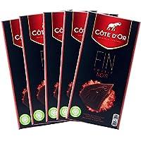 Cote D'or克特多金象比利时进口 进口巧克力可选 (香脆黑600g)19年4月到期