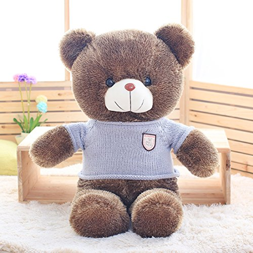 商品爱萌兔玩具 泰迪熊公仔 毛绒玩具熊 布娃娃抱抱熊 毛衣熊穿衣熊