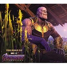 漫威复仇者联盟4:终局之战 复联4 电影艺术设定集 英文原版 The Road To Marvel's Avengers: Endgame-The Art 画册