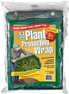 Easy Gardener 40008 Winter Plant Wrap, Polypropylene, 8-Ft. 8' Diameter