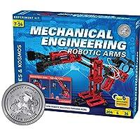 Thames & Kosmos 机械工程机械机械机械手