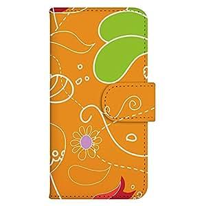 智能手机壳 手册式 对应全部机型 印刷手册 wn-659top 套 手册 图形艺术 UV印刷 壳WN-PR061455-MX AQUOS Xx2 502SH B款
