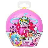 Pikmi Pops Doughmis 系列惊喜包 - 1 件可收藏的有香味的中号毛绒玩具,里面有甜圈,惊喜