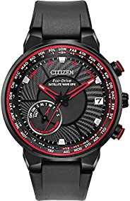 Citizen Eco-Drive Satellite Wave GPS Freedom Red 黑色