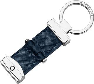 Montblanc Sartorial 钥匙扣,9厘米 蓝色 9 cm