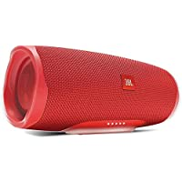 JBL CHARGE4 音乐冲击波四代 便携式蓝牙音箱 低音炮 户外迷你音箱 桌面音响 红色
