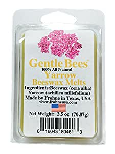 Gentle Bees Yarrow Beeswax Melts