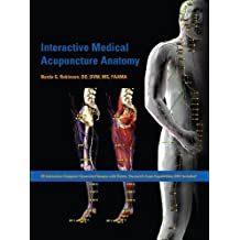 Interactive Medical Acupuncture Anatomy (English Edition)