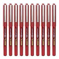 uni 三菱 UB-150-38 耐水签字笔 0.38mm (墨水红色) 12支装