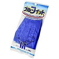 【批量购买套装】 手套 套 蓝色 008011