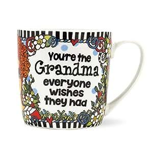 Suzy Toronto 陶瓷马克杯 You're The Grandma 59550