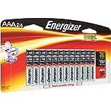 Energizer 劲量 MAX AAA 电池 防漏电设计 (24 件装)