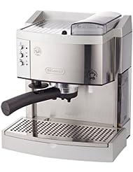 中国亚马逊: 德龙(Delonghi) EC750 泵压咖啡机(15bar、双泵、自动打奶泡) ¥1619