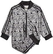 adidas 阿迪达斯 Originals 女童 Infants Zebra Superstar SST 运动套装