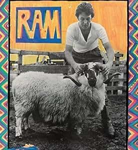 进口CD:公羊Paul McCartney Ram(2CD)7233449
