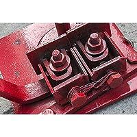 手动折弯机手动弯曲机钢筋搬盘钢筋折弯机弯钢筋箍机手动工具10mm厚弯箍机