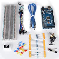 ContempoViews 初学者套件:DIY Mega 2560 R3 Development Board Arduino 基本套件 1012