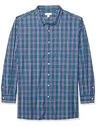 Calvin Klein 卡尔文·克莱恩 男式 超细棉系扣衬衫