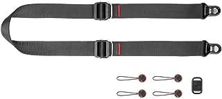 Peak Design SLL-BK-3 Slide 精簡版,無鏡像相機帶,黑色