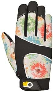 Bellingham Glove 7781 Women's Pattern Performance Cowgrain Gloves 印花 XX-S