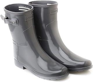 Hunter 女士 Original Refined 光面雨靴