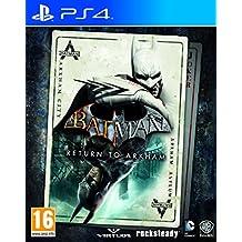 蝙蝠侠: RETURN TO arkham