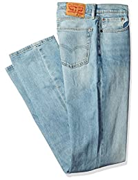 Levi's 男式 Big and Tall 514 直筒牛仔裤