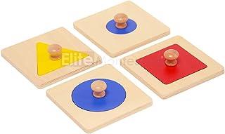 Montessori 单形状拼图