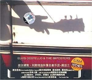 埃尔维斯•科斯特洛和冒名者乐团:搬运工(CD)