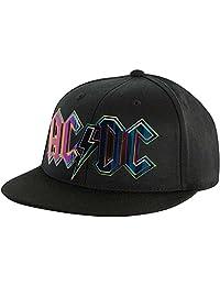AC/DC 男士棒球帽黑色
